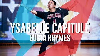 """Ysabelle Capitule I """"Put Your Hands Where My Eyes Could See"""" I WhoGotSkillz Beat Camp 2017"""