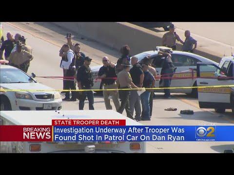 Black Illinois State Trooper Found Shot Dead In Patrol Car On Dan Ryan