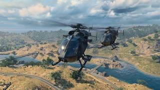 Call of Duty Black Ops 4 Choppers Need Love Too Promo Trailer