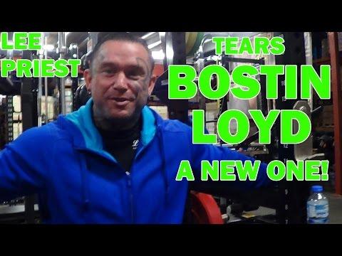Lee Priest Tears Bostin Loyd a New One!