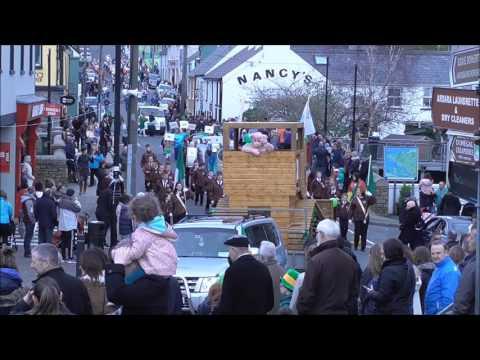 Ardara St Patrick's Parade 2017