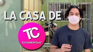 ADIÓS a La CASA de TuCOSMOPOLIS ALGO que NUNCA HABÍA DICHO