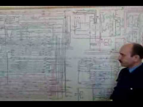 ТЭМ2 электр.схема 1.1 запуск