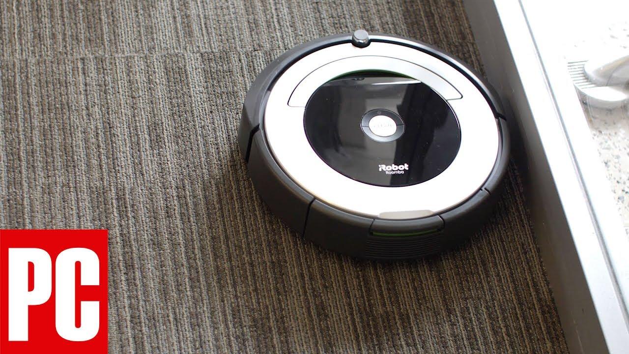 irobot-roomba_iRobot Roomba 690 Review - YouTube