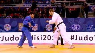 PACEK (SWE) vs GVINIASHVILI (GEO) Semi-Final -100kg Tbilisi GP 16