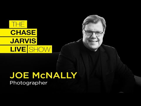 How To Be A World-Class Creative Pro w/ Joe McNally | Chase Jarvis LIVE