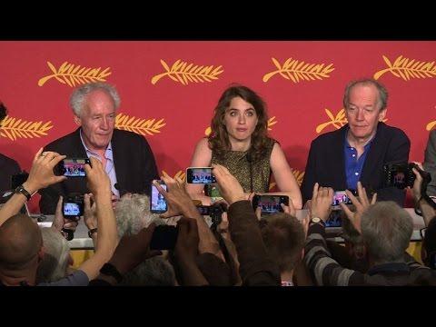 Cannes: les frères Dardenne présentent