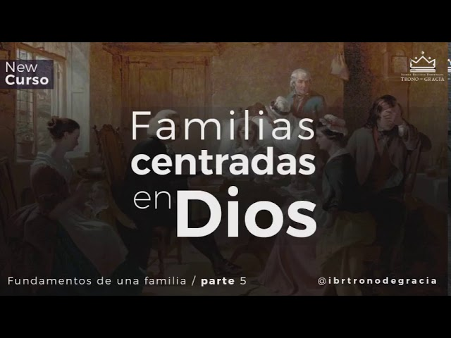 Una visión puritana del matrimonio / Ps. Plinio Orozco / Familias Centradas en Dios