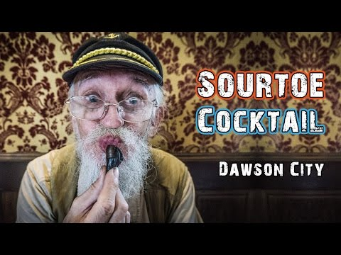SOURTOE COCKTAIL - Dawson Human Toe Drink