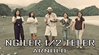 NGILER 1/2 TELER _ LAGU CINTA BERGAYA PANTUN PERTAMA DARI ENDE _ NTT (OFFICIAL MUSIC VIDEO)