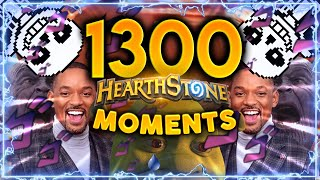 WOOHOO THAT'S A Great Card... BUT I DIDN'T GET IT!! | Hearthstone Daily Moments Ep.1300