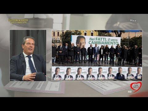 Elettori & Eletti, verso il 4 marzo 2018: Francesco Spina, parte 2