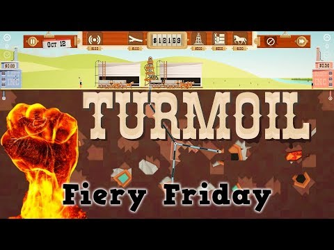 Turmoil - The Heat Is On - Fiery Friday