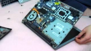 Lenovo Z500 SSD Montajı ve Termal Macun Değişimi