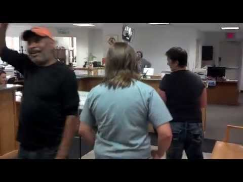 The Clerk of Albany County, Wyoming forced to deny a marriage license to a same sex couple