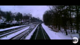 Time Lapse: Grand Central to Stamford