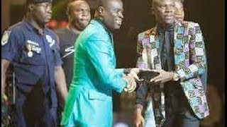 Vgma  2017:stonebwoy Wins Raggae/dancehall Song Of The Year