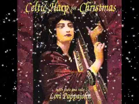 Celtic Harp for Christmas - Silent Night