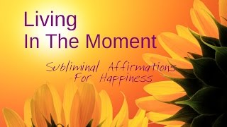 Attitude Of Gratitude: Live in Happiness Subliminal Affirmations Music