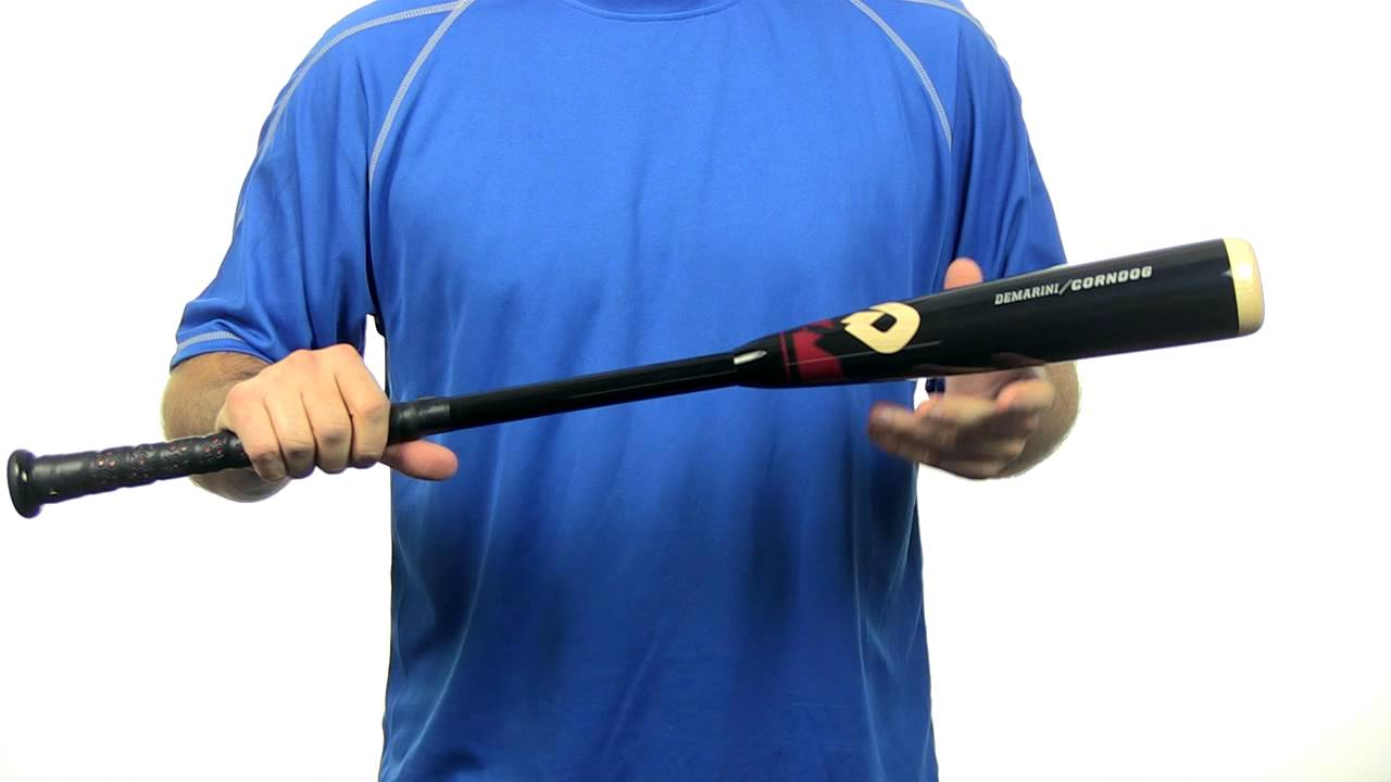 DeMarini Composite Wood Bat: DXCDA Adult