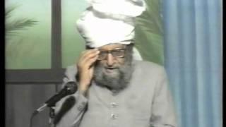 Urdu Dars Malfoozat #484, So Said Hazrat Mirza Ghulam Ahmad Qadiani(as), Islam Ahmadiyya