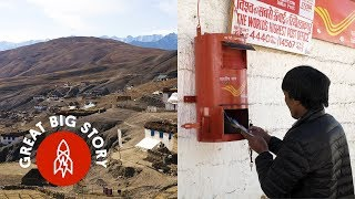 The Worlds Highest Post Office