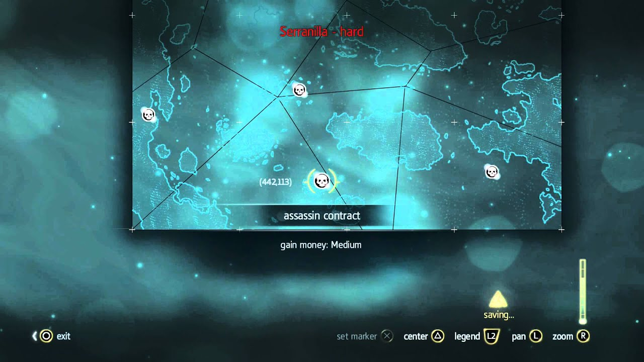 Assassin S Creed Iv Black Flag Assassin Contract Map Tutorial Edward Kenway Hd Gameplay Youtube