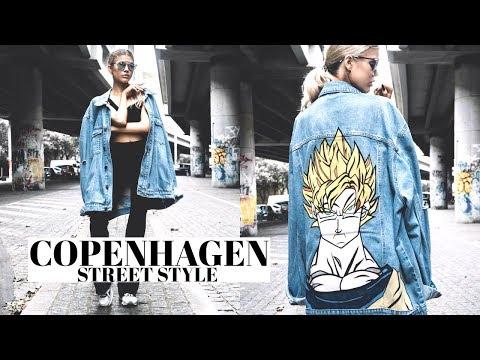 COPENHAGEN STREET STYLE LOOKBOOK 2017