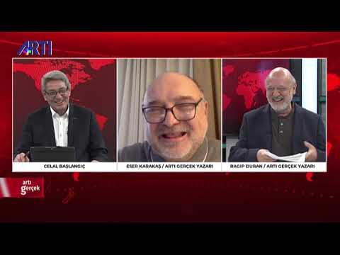 Artı Gerçek-2-Celal Başlangıç-Ragıp Duran-Eser Karakaş-Aysuda Kölemen-29 Kasım 2019