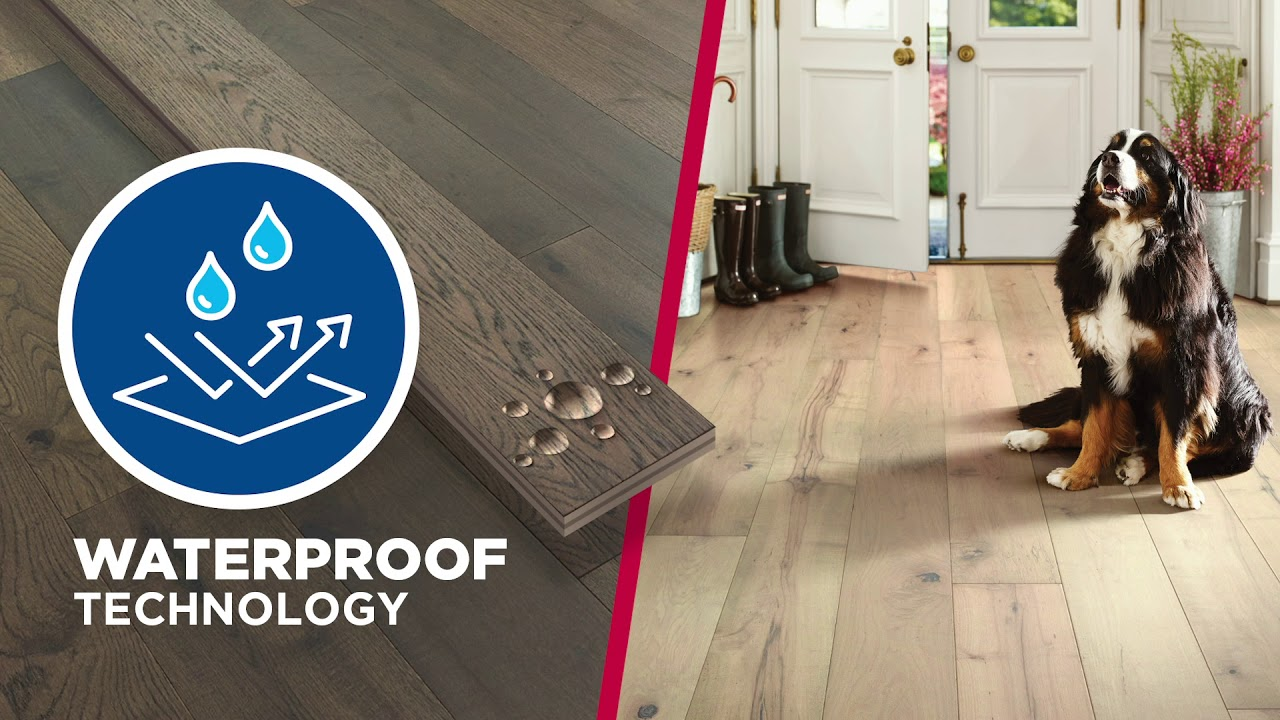 Waterproof Hardwood Resista Plus H2o