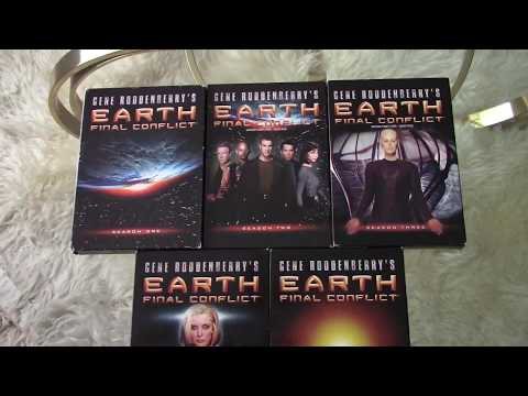 Gene Roddenberry's Earth: Final Conflict - A MUST SEE!!!