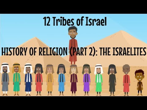 HISTORY OF RELIGION (Part 2): THE ISRAELITES