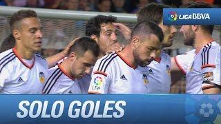 Video Gol Pertandingan Granada vs Valencia CF