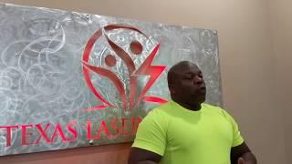 Texas Laser Therapy - Djuan Hales Testimonial