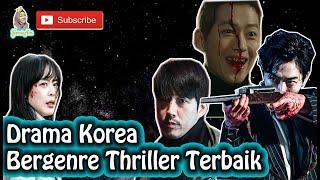 Gambar cover 5 REKOMENDASI DRAMA KOREA THRILLER TERBAIK Part 1😲😲