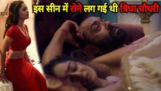 Aashram Web Series Babita aka Tridha Chaudhary had fear of Bobby Deol aka Baba Nirala Thumb