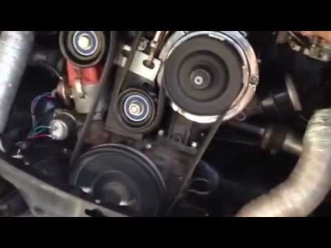 VW AMR 500 Supercharger in 1970 Bay - Second Idler pulley / Stalling on  boost