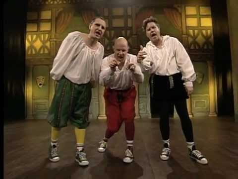 The Reduced Shakespeare Company - The Complete Works of Shakespeare (Abridged) (2002) Part 2