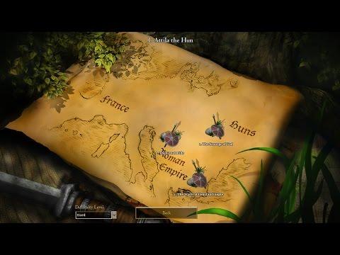 Age of Empires II: The Conquerors Campaign - 1.3 Attila the Hun: The Walls of Constantinople
