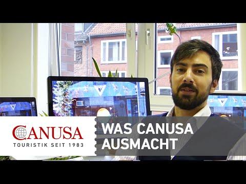 Was Ist Das Besondere An CANUSA?