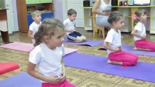 Беби йога
