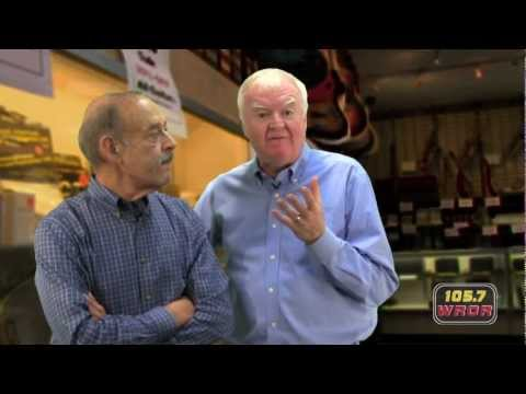 Loren and Wally in Soft Core Pawn at Suffolk Jewelers & Pawnbrokers