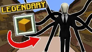 SLENDER?! (Minecraft Build Battle)