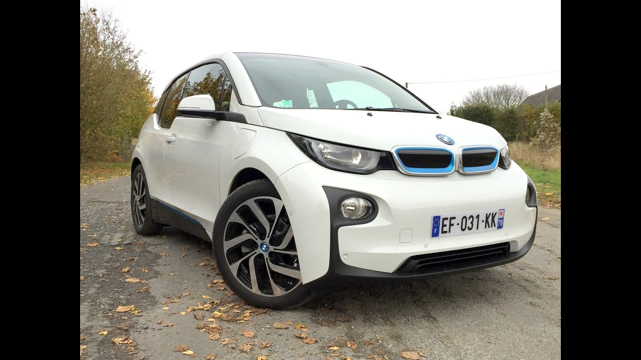 essai bmw i3 94 ah 2017 la ville comme aux champs youtube. Black Bedroom Furniture Sets. Home Design Ideas
