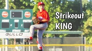 Kid Strikeout KING