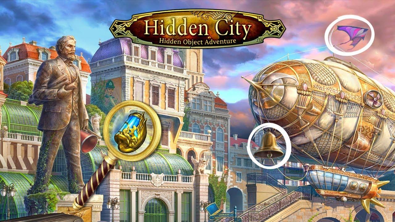 G5 Games - Hidden City®: Hidden Object Adventure