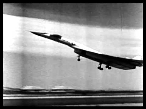 The XB 70A incident 1966