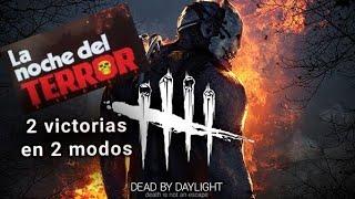 Dead by daylight |2 Victorias en 2 modos |Español terror de los 90 | juego gratis ps plus agosto
