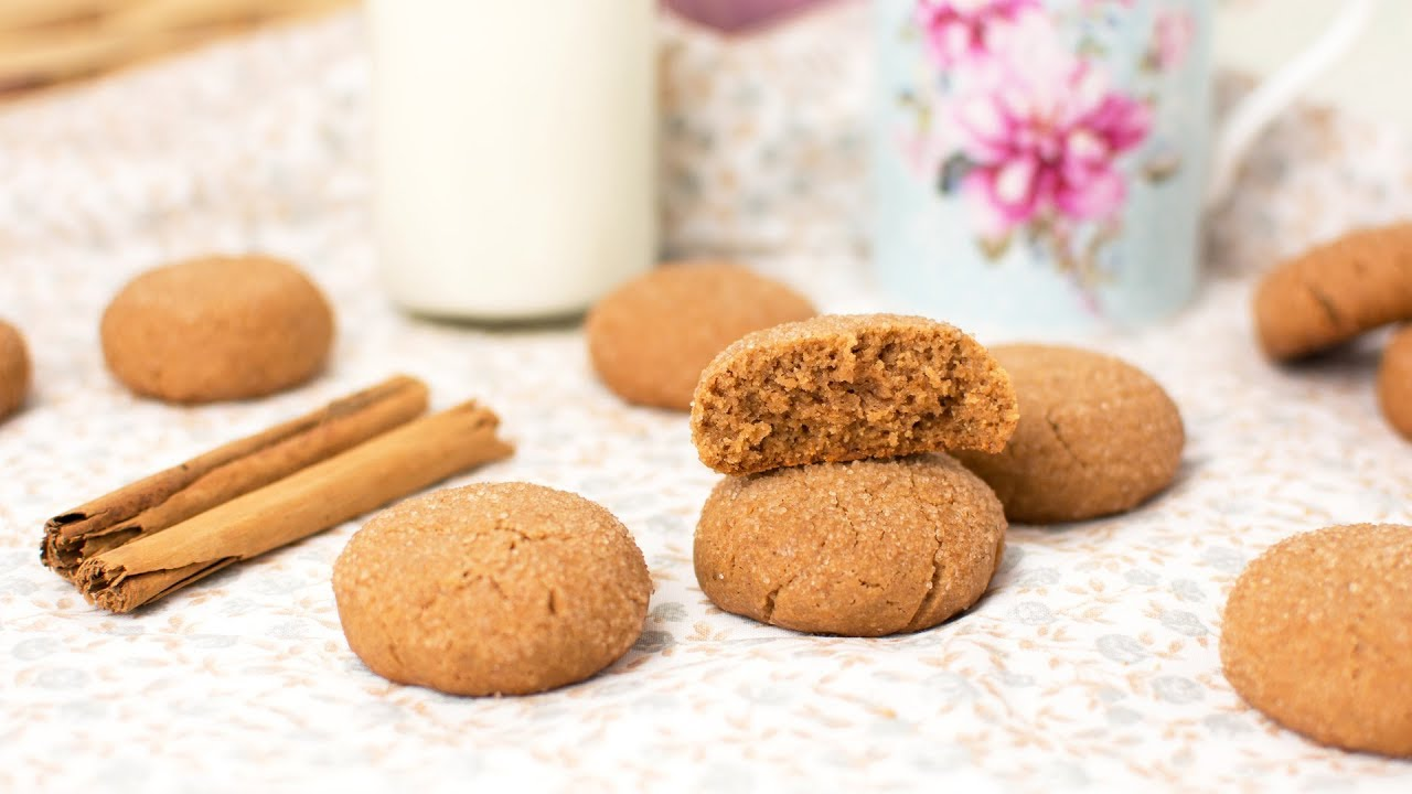 maxresdefault - Cinnamon Cookies How to Make Brown Sugar & Cinnamon Cookies