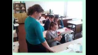 Урок трудового навчання в 6 класі  Гайдукевич С М
